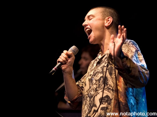 Song of the day – 385: Sinéad O'Connor