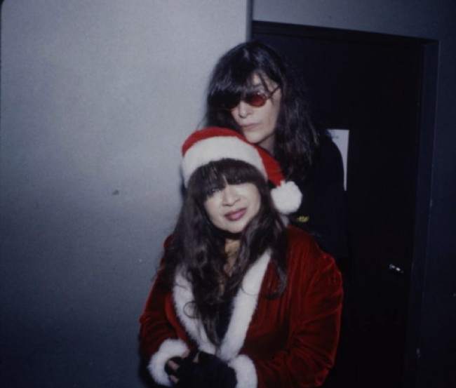 Christmas Song of the day – 424: Joey Ramone