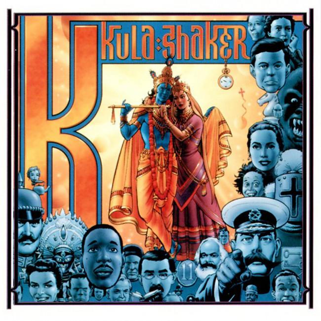 Kula Shaker – K (Sony)