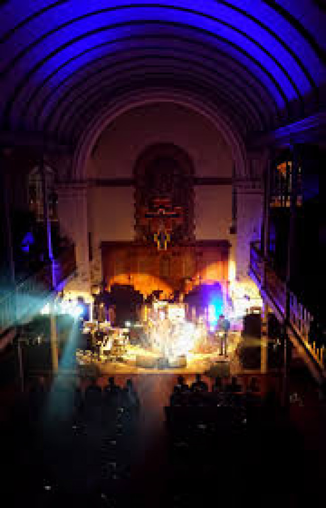 John Grant @ St George's Church, Kemptown, Brighton, 16.05.13