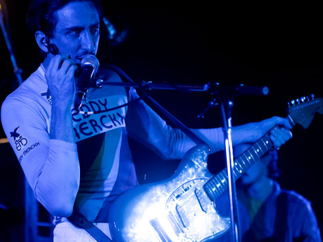 In Photos: Kirin J Callinan + Standish/Carlyon + Scraps + Per Purpose @ The Zoo, 29.06.2013