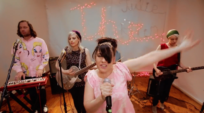 Song of the day – 607: The Julie Ruin