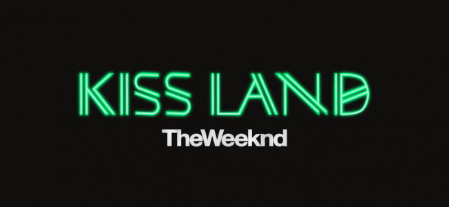 The Weeknd – Kiss Land (Republic)