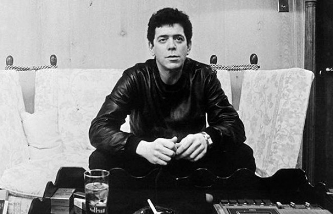 When I was young I used to sing/I didn't care for anything | A tribute to Lou Reed, pt 3