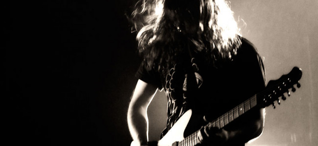 In Photos: DZ Deathrays + Palms + Foam @ The Zoo, 09.05.2014