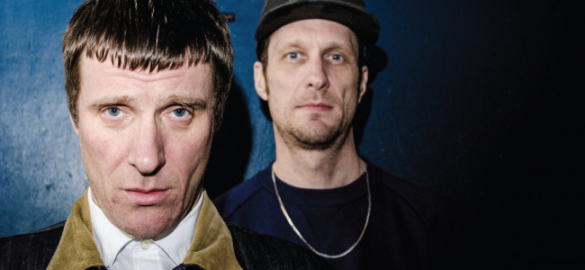 Sleaford Mods – Divide and Exit (Harbinger Sound)