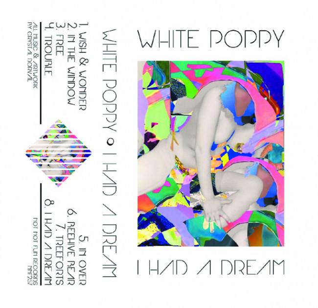 Cassette of the Week #5 – White Poppy