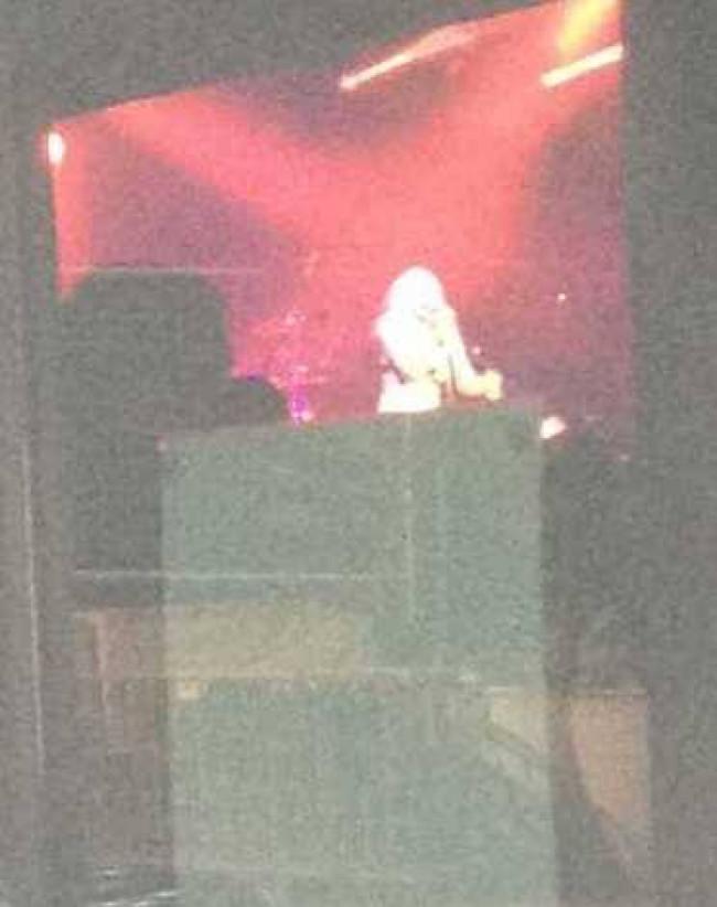 Courtney Love, live in Brisbane, 2014