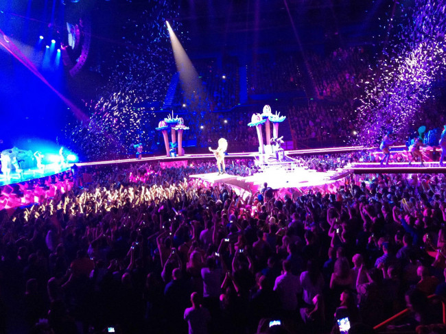 LADY GAGA'S artRAVE  | THE ARTPOP BALL @ Brisbane Entertainment Centre, 26.08.14