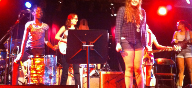 Girls Rock Athens! – Live Review Of a Free Youth Concert