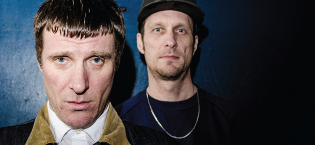 The return of Everett True | 51. Sleaford Mods