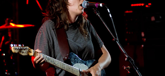 In Photos: Courtney Barnett + D.D Dumbo + Mosman Alder @ The Zoo, 11.10.2014