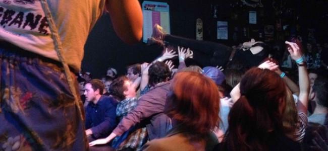The Blurst of Times 2014 @ The Zoo + Brightside, Brisbane 18.10.14