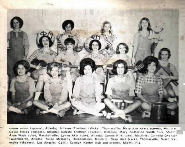 The return of Everett True | 79. The Phi Mu Washboard Band