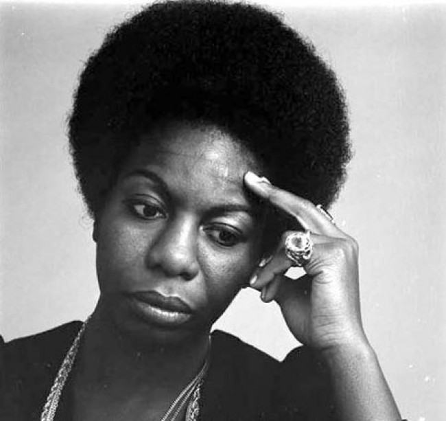 Who was it that said pop and politics shouldn't mix? | 20 incredible Nina Simone songs