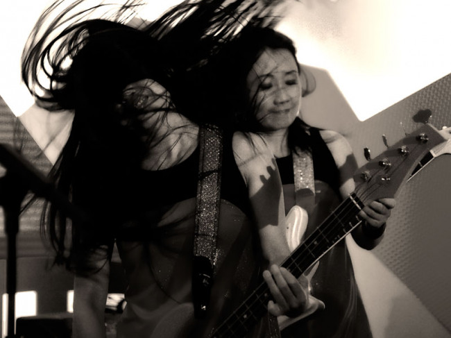 In Photos: Shonen Knife @ GoMA, 23.01.2015
