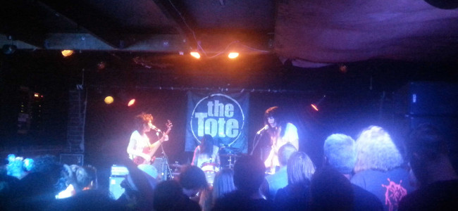 The Coathangers @ The Tote, Melbourne 16.01.15