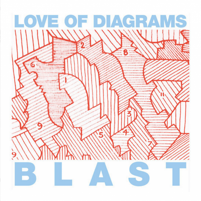 Love Of Diagrams – Blast (Bedroom Suck Records)
