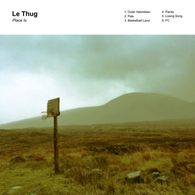 Le Thug – Place Is EP (Song, By Toad)