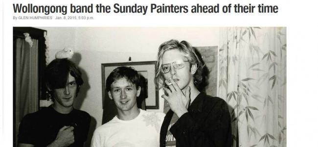 The return of Everett True | 118. Sunday Painters