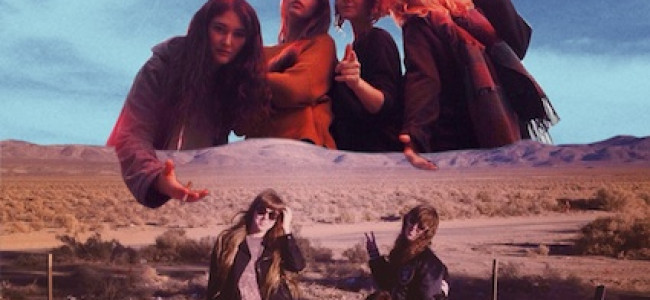 In Words: The Courtneys + Hinds + The Furrs @ Black Bear Lodge, 20.02.2015