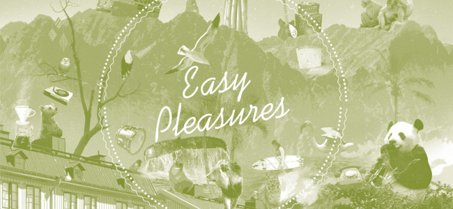 Animal Daydream – Easy Pleasures EP (Jigsaw)