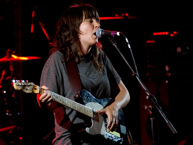 Why do you like Courtney Barnett?