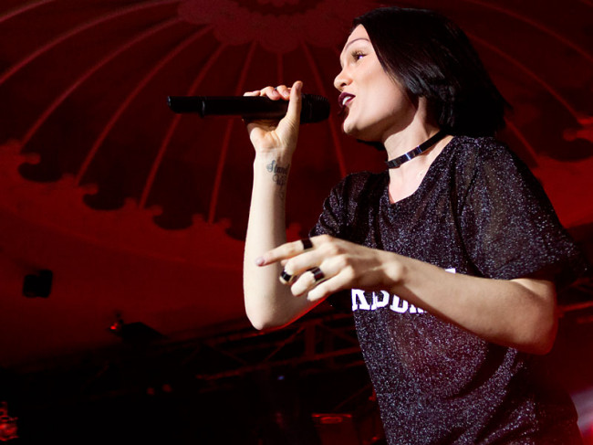 In Photos: Jessie J @ Eatons Hills Hotel, 13.03.2015