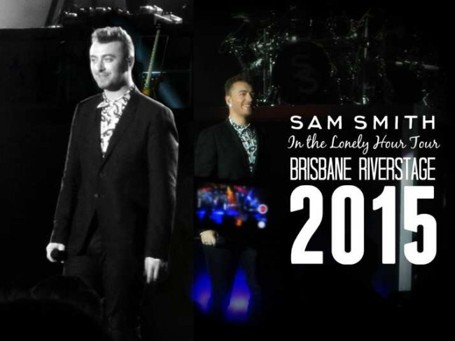 Two reviews of Sam Smith (SPOILER ALERT! I didn't like him)