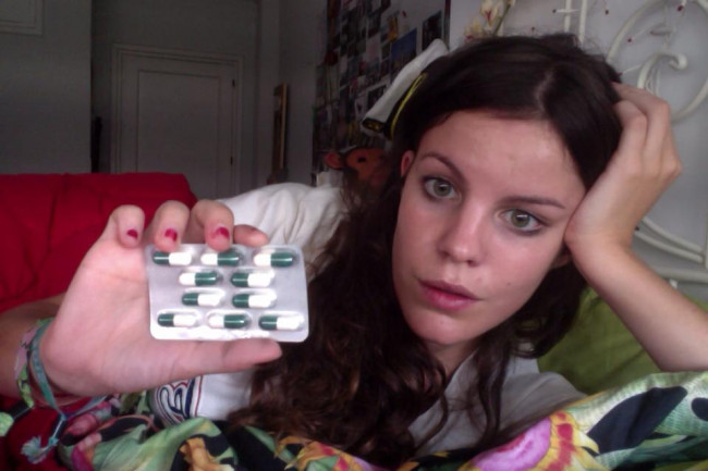 Before and after | a photojournal of Hinds on tour