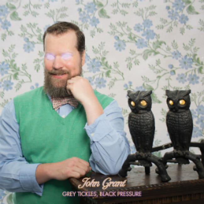 John Grant – Grey Tickles, Black Pressure (Bella Union)