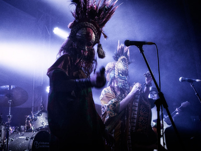 In Photos: Goat + King Gizzard & The Lizard Wizard + ORB @ Triffid, 08.12.2015