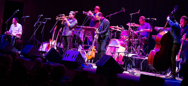 Calexico @ Hamer Hall, Melbourne 2 March 2016 and Meeniyan Town Hall 4 March 2016