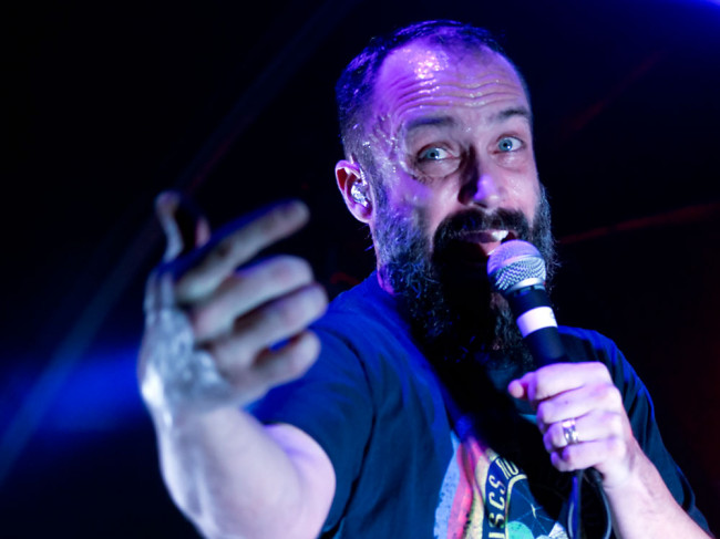 In Photos: Clutch + Cosmic Psychos @ Triffid, 03.03.2016