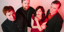 LISTEN: The High Violets – Heroes and Halos (Saint Marie)