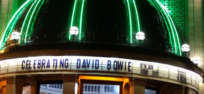 Celebrating David Bowie @ O2 Academy Brixton, 08.01.2017
