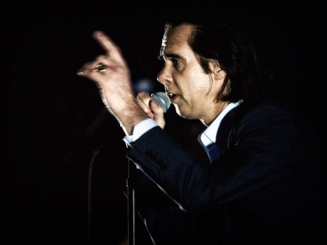 In Photos: Nick Cave & The Bad Seeds @ The Riverstage, 25.01.2017