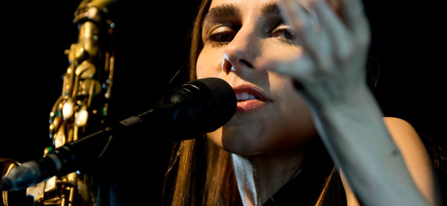 In Photos: PJ Harvey @ The Tivoli, 27.01.2017
