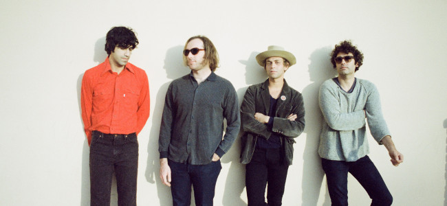 """It's not pastiche. I think people can tell the difference"": An Interview with The Allah-Las' Miles Michaud"