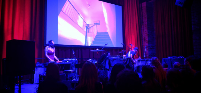 Xiu Xiu Plays The Music of Twin Peaks @ The Substation, Newport, 23.06.2017