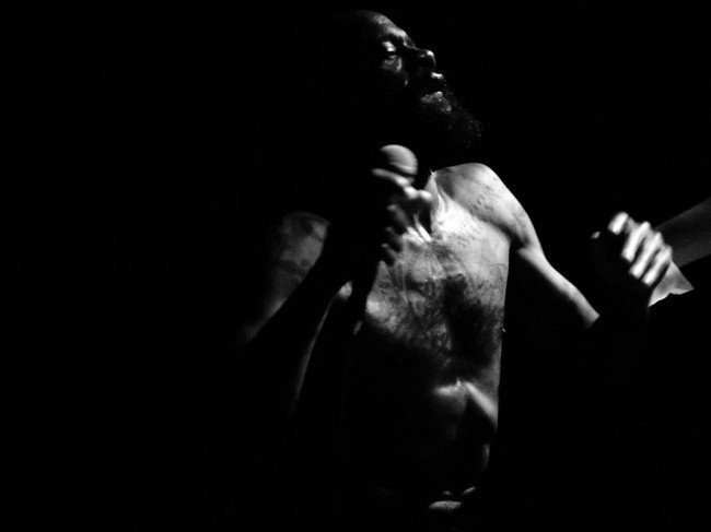 Death Grips @ Max Watt's, Brisbane, 04.08.2017