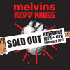 The Melvins + Red Kross @ Crowbar, Brisbane, 10.11.2017