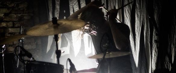 In Photos: DZ Deathrays + Thrashsurf @ Cafe V lese, Prague, 17.06.2019
