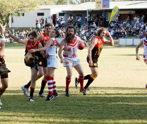 In Photos: Brisbane Reclink Community Cup 2019 @ Everton Wolves JAFC, 28.07.2019