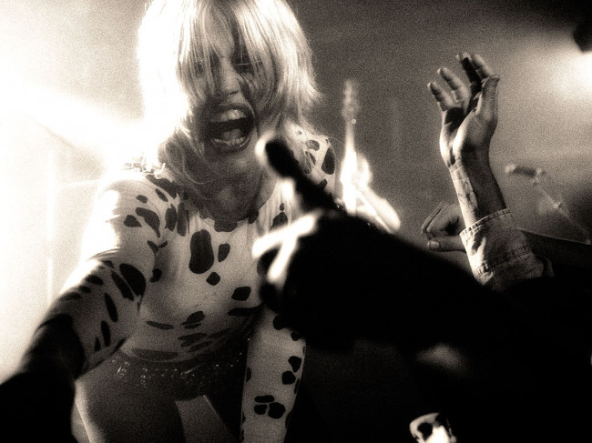 In Photos: Amyl and The Sniffers +  Łexicøn + Ascot Stabber @ The Zoo, 05.10.2019