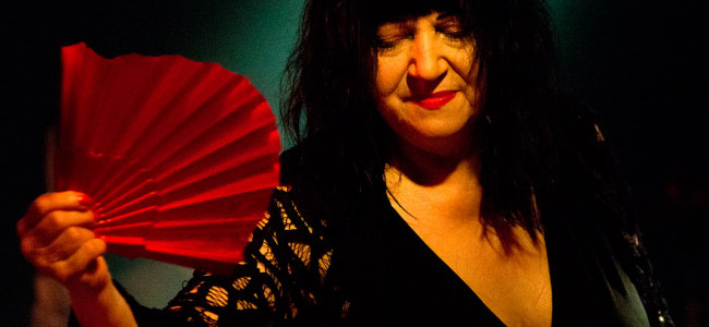 In Photos: Lydia Lunch Retrovirus + Lying Down + Star Slushy @ The Foundry, 25.02.2020