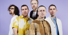 Hot Chip @ Forum Theatre, Melbourne, 07.03.2020