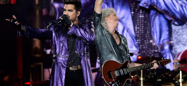 In Photos: Queen + Adam Lambert @ Metricon Stadium, 29.02.2020
