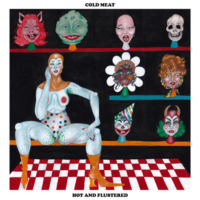 Cold Meat – Hot and Flustered' (Helta Skelta Records)
