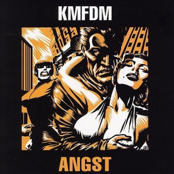 KMFDM - Angst | COLLAPSE BOARD
